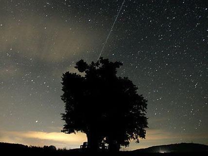 Sternschnuppen und Co. lassen sich im Wiener Planetarium beobachten