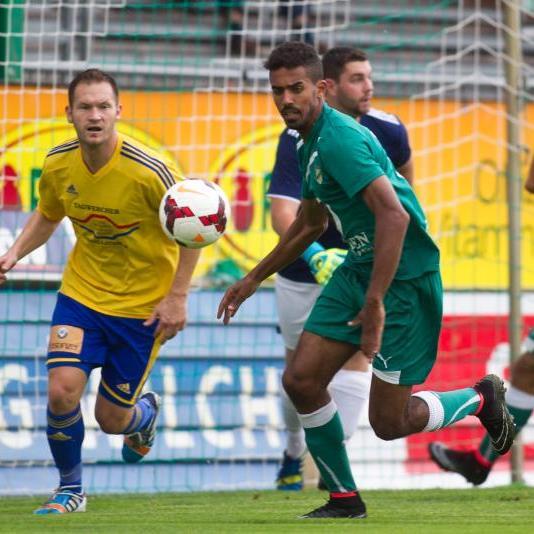 Austria Lustenau Amateure unterlag überraschend Meiningen klar mit 0:4