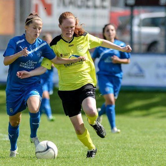 FFC Vorderland unterlag Bergheim im ÖFB Cup knapp.
