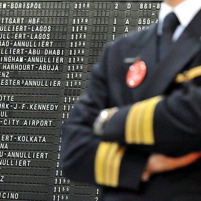 Massive Behinderungen wegen Pilotenstreik
