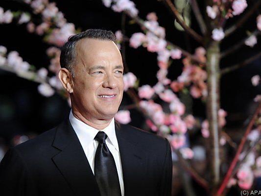 Tom Hanks wird für sein Lebenswerk geehrt