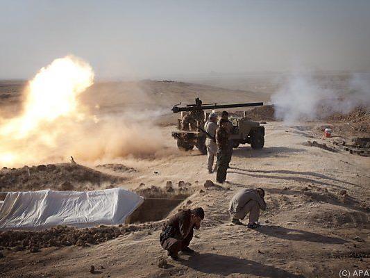 Kurden hatten Unterstützung durch US-Militär