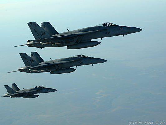 Luftangriffe allein reichen nicht aus
