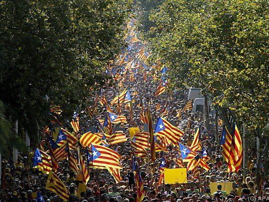 Katalonien darf Referendum nicht abhalten
