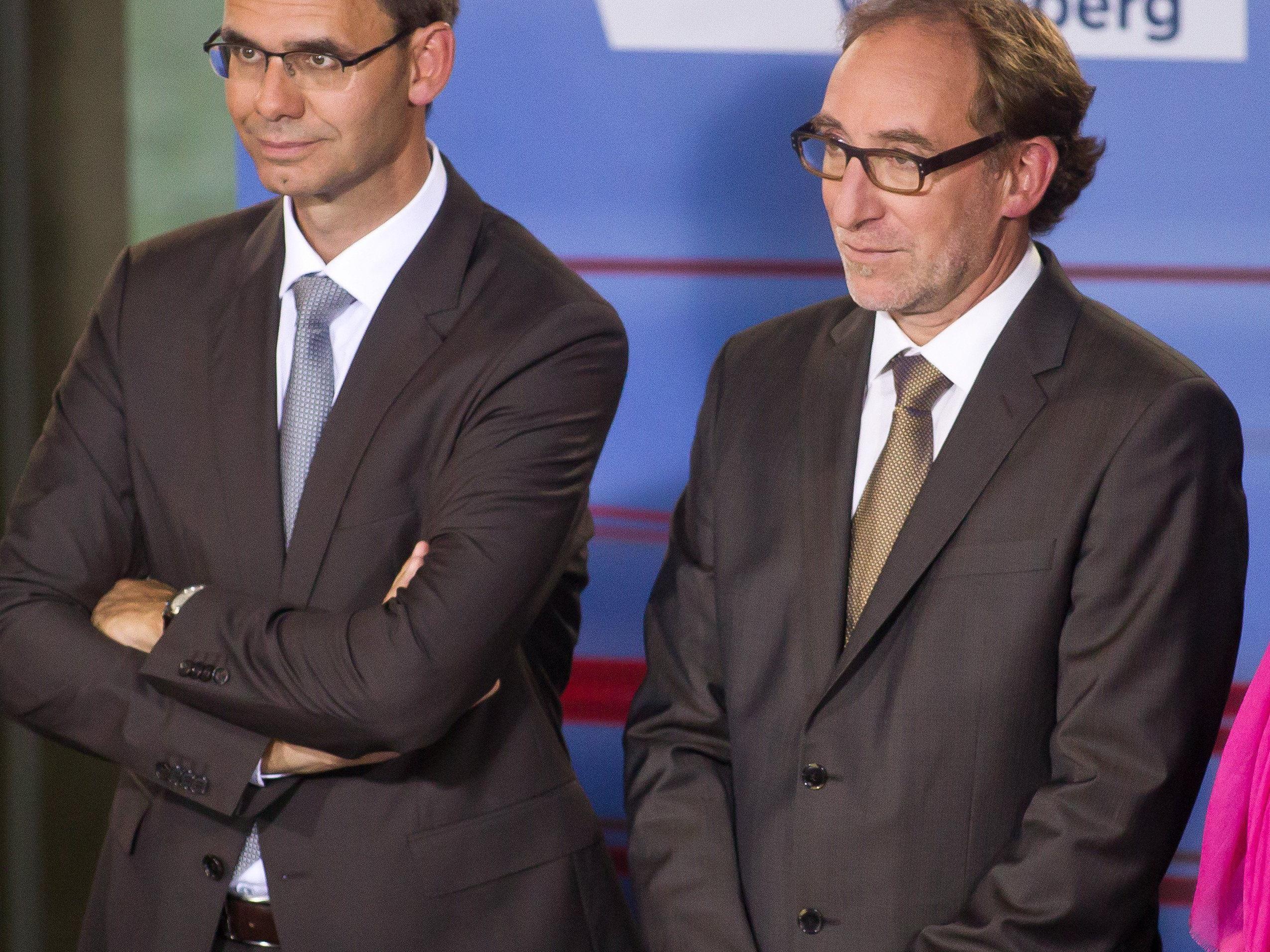 Koalitionsentscheid: Schwarz-Grün