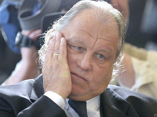Der Ex-Sturm-Präsident hat seine Strafe angetreten