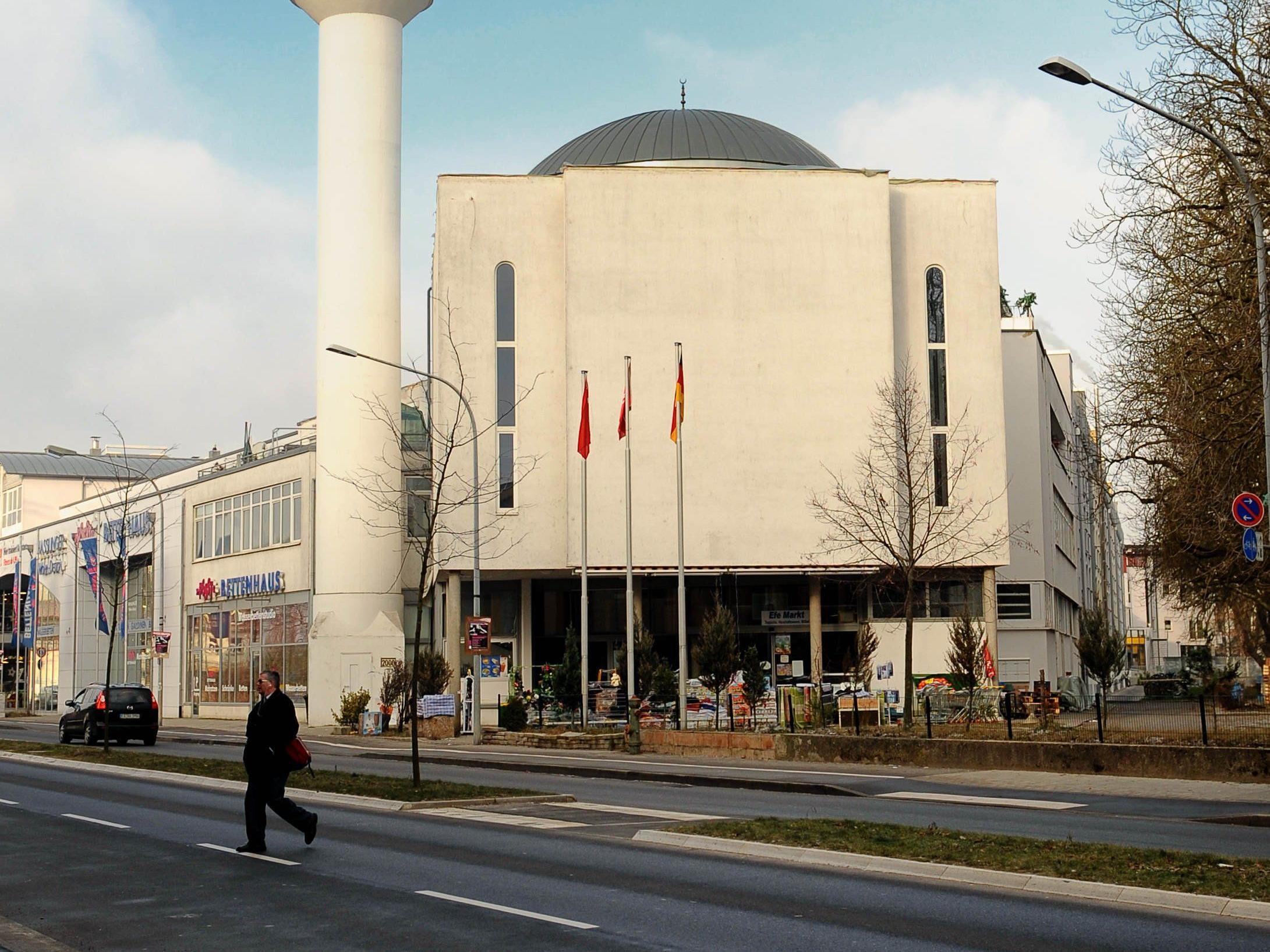 Symbobild - Minarett in Konstanz
