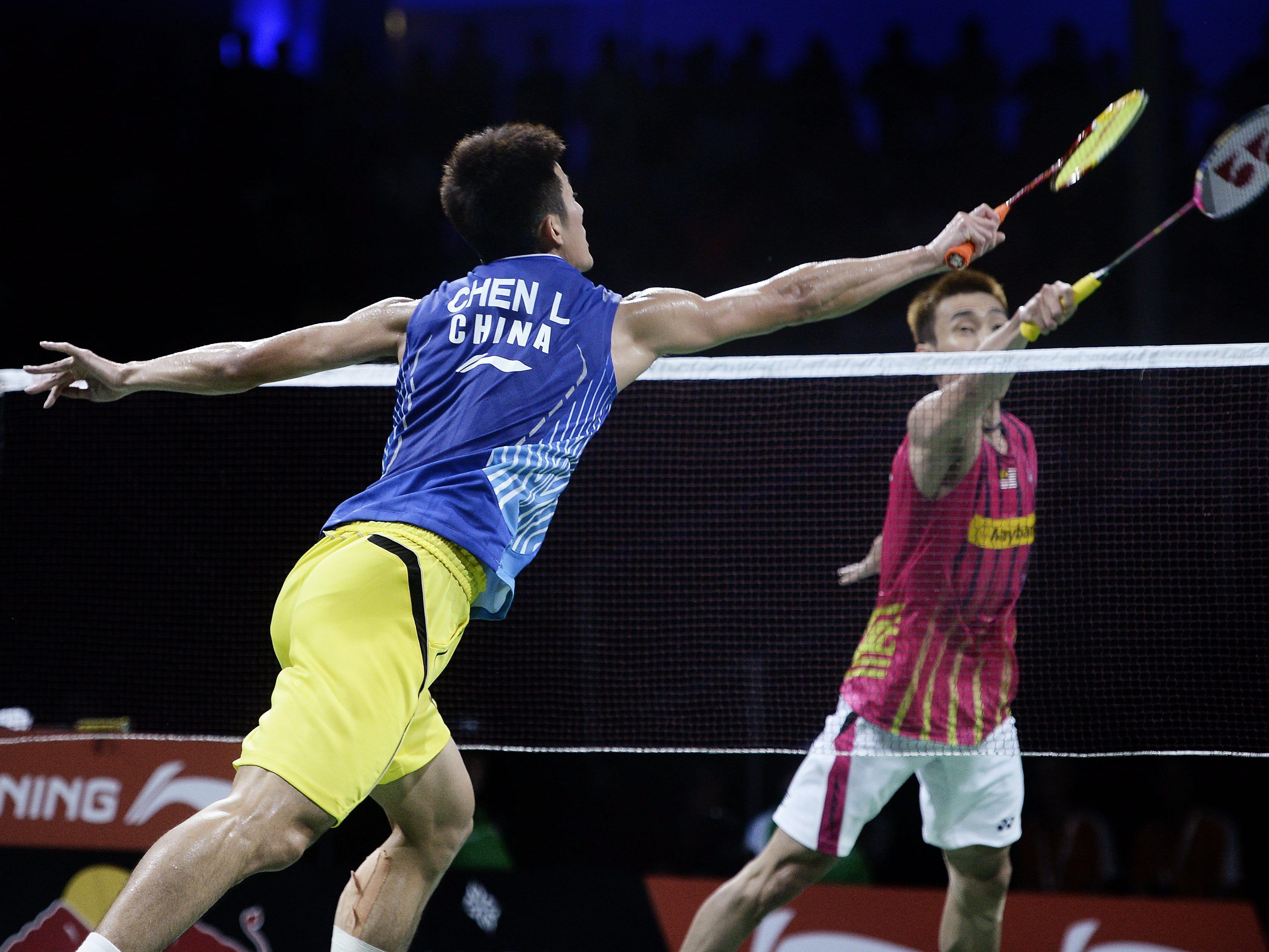 Glück im Unglück für Badminton-Spieler in Vietnam.