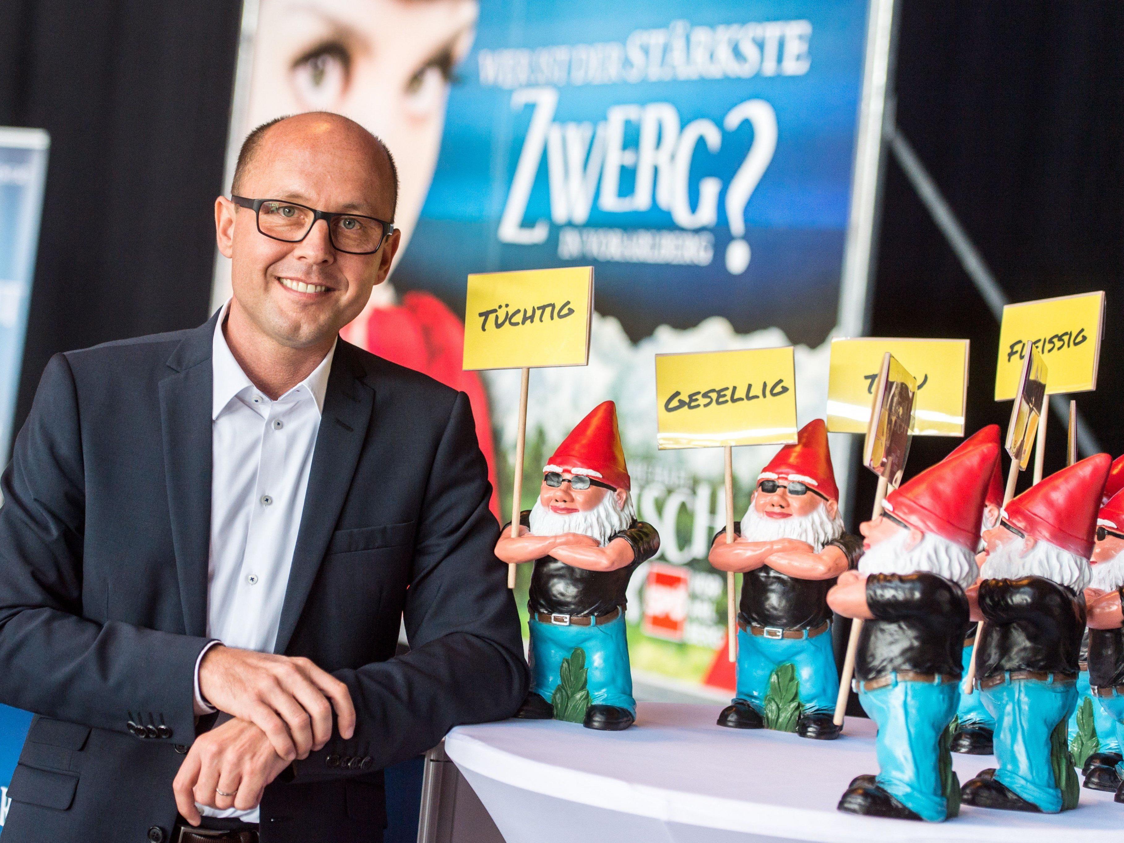 SPÖ-Spitzenkandidat Michael Ritsch stellt sich den Fragen der VOL.AT-User.