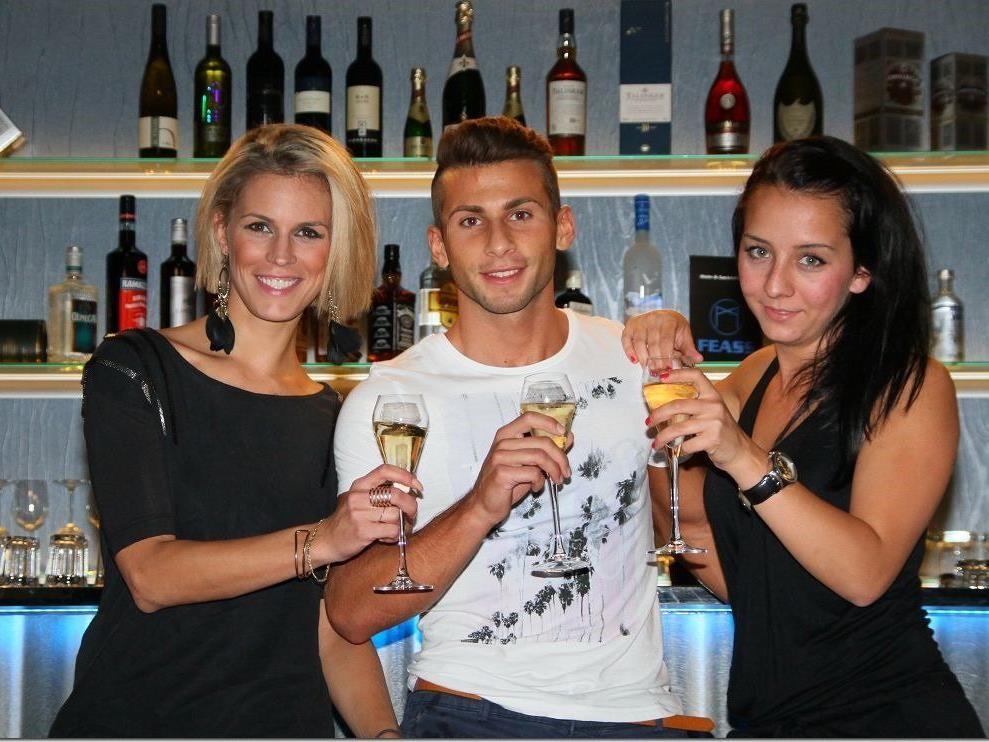 Die 1.Latino Night im Club Feass am Mittwoch in Feldkirch