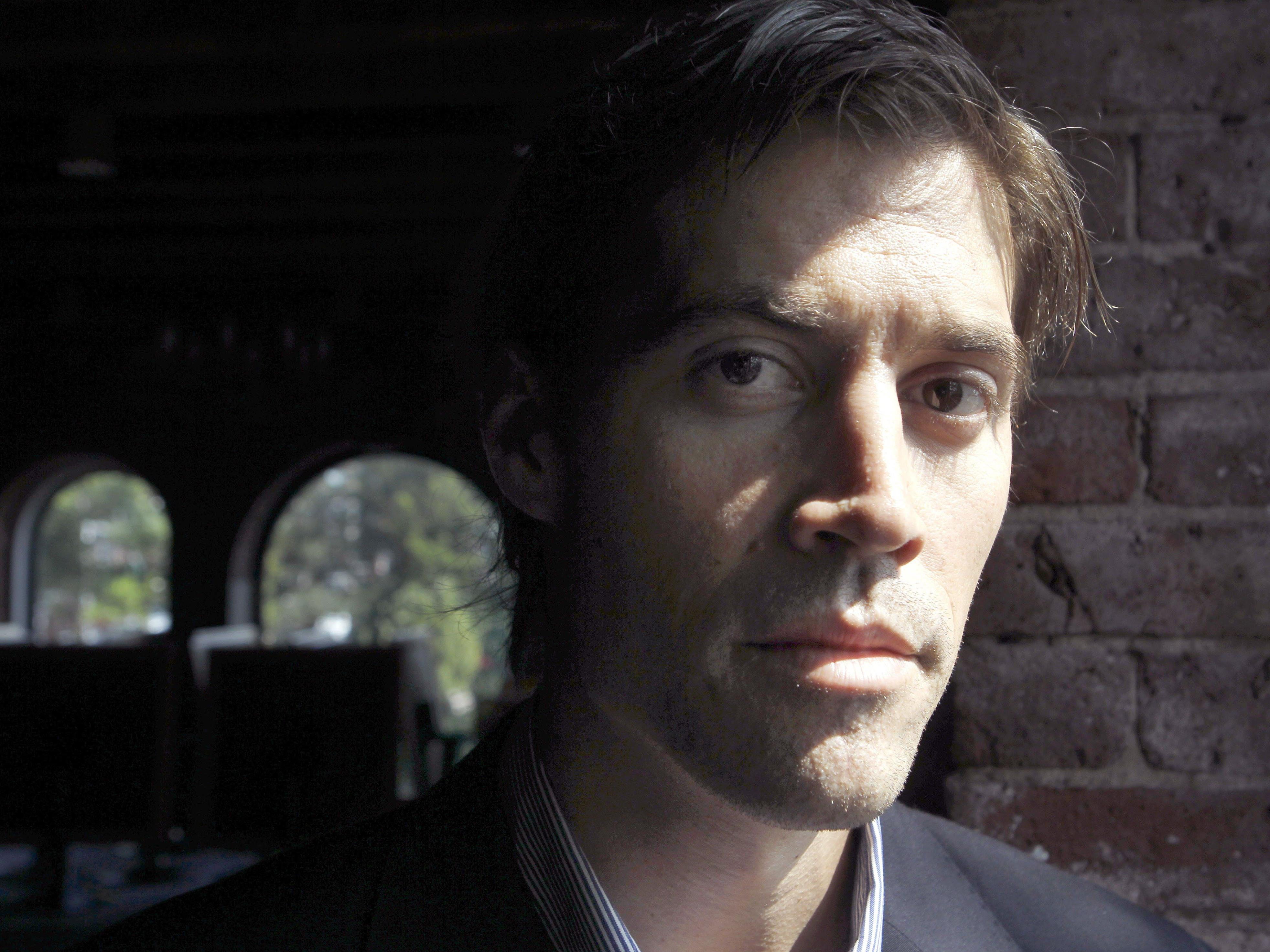 Die Enthauptung von James Foley wurde auf einem Video festgehalten.