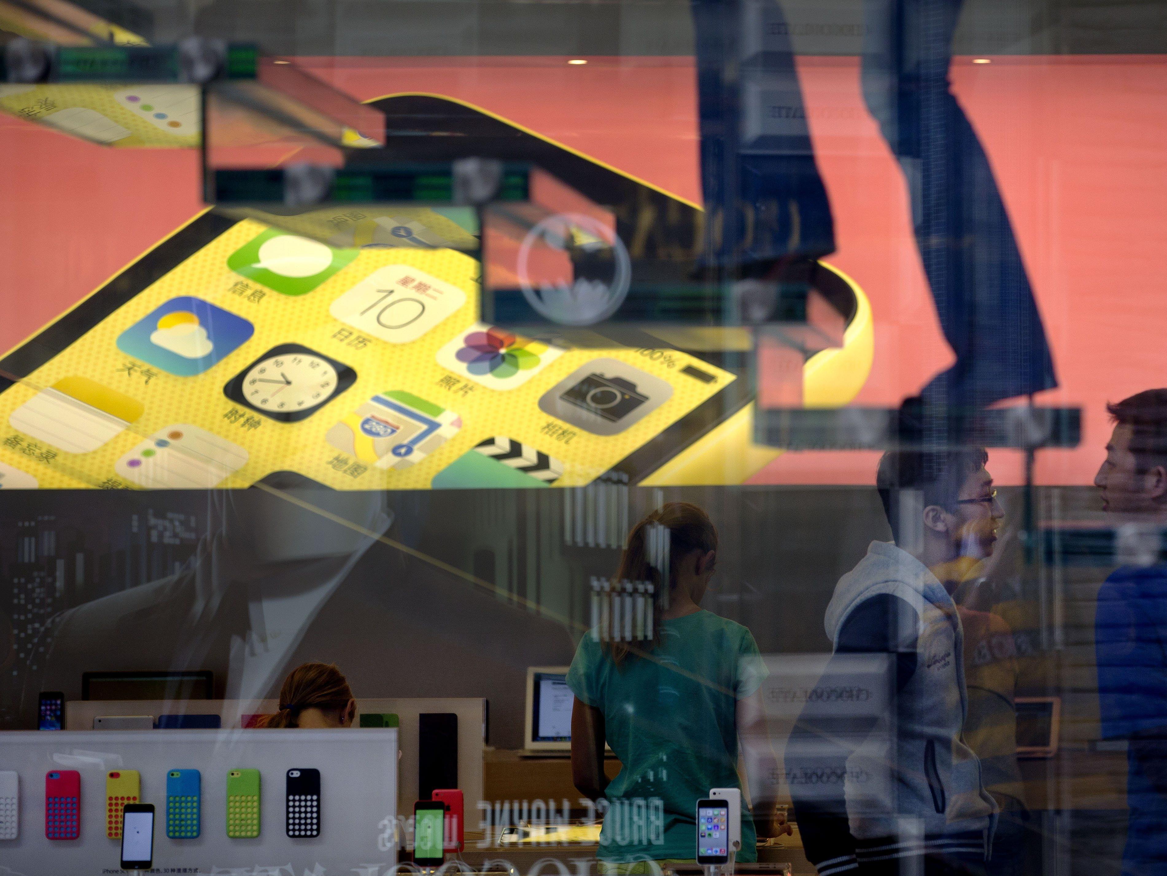 Fast ein Jahr lang hat Apple keine neuen Geräte vorgestellt.
