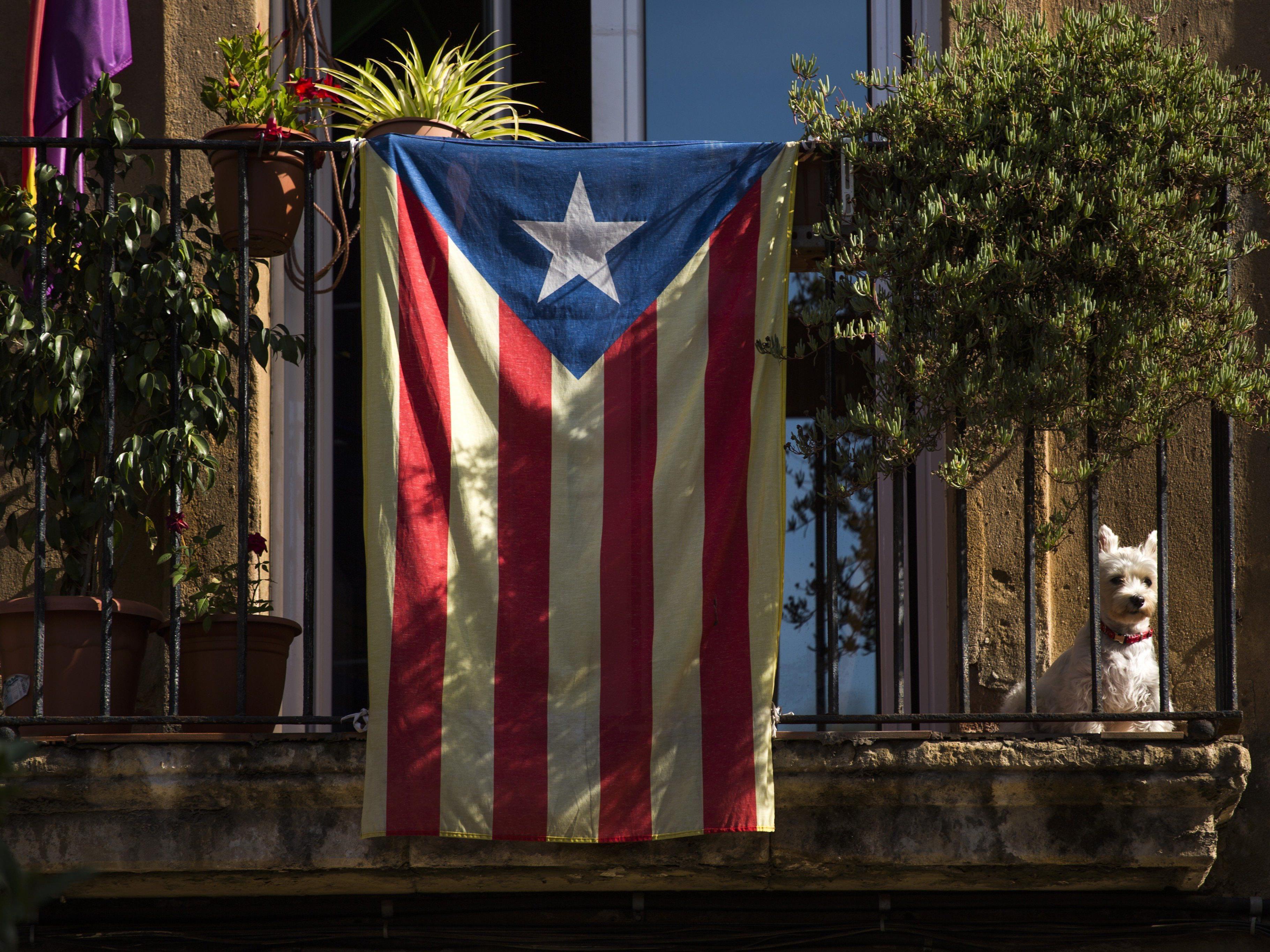 Madrid legte Einspruch gegen Kataloniens Unabhängigkeit ein