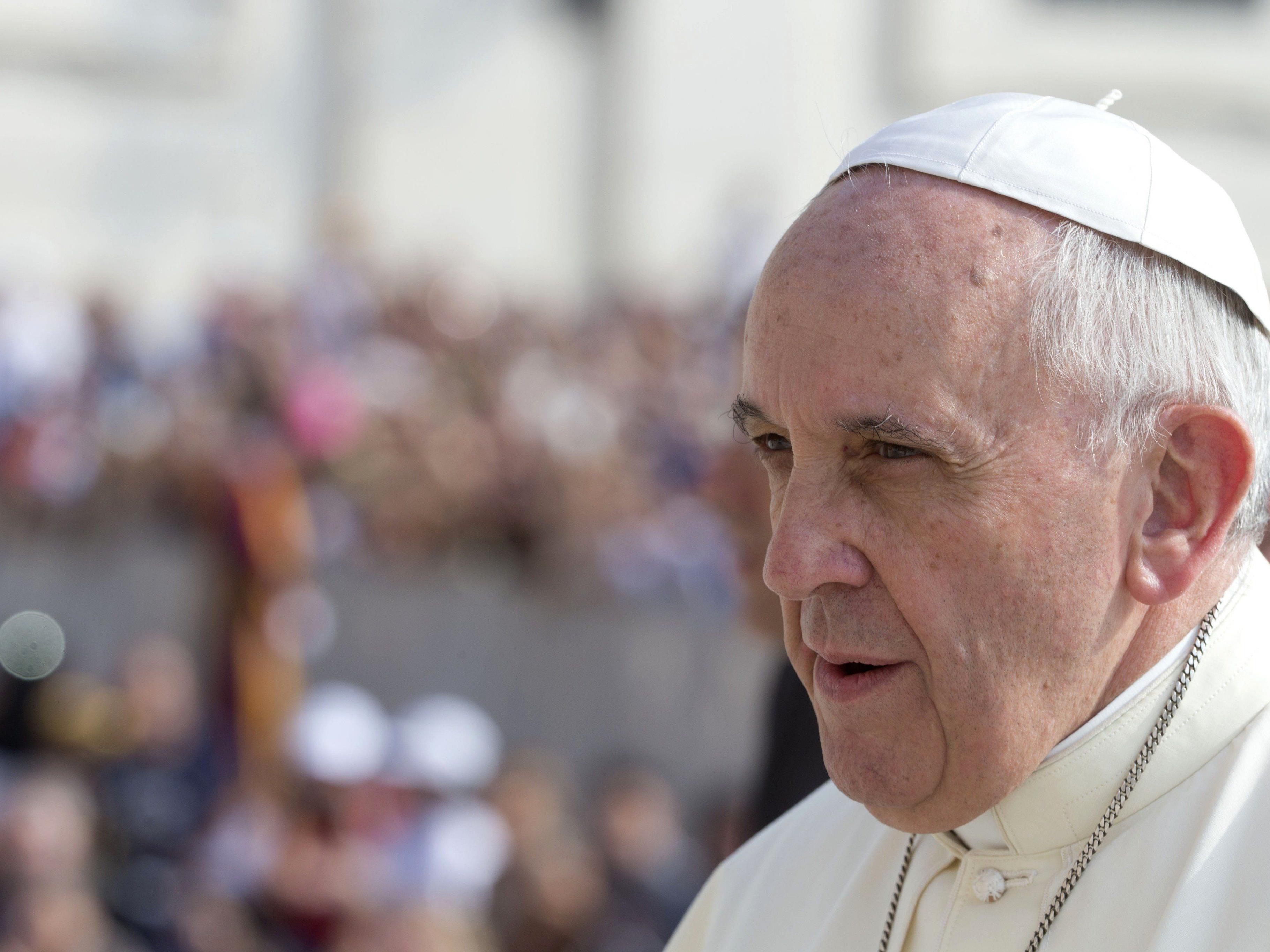Mit dem Kurs von Papst Franziskus sind nicht alle Kardinäle einverstanden.