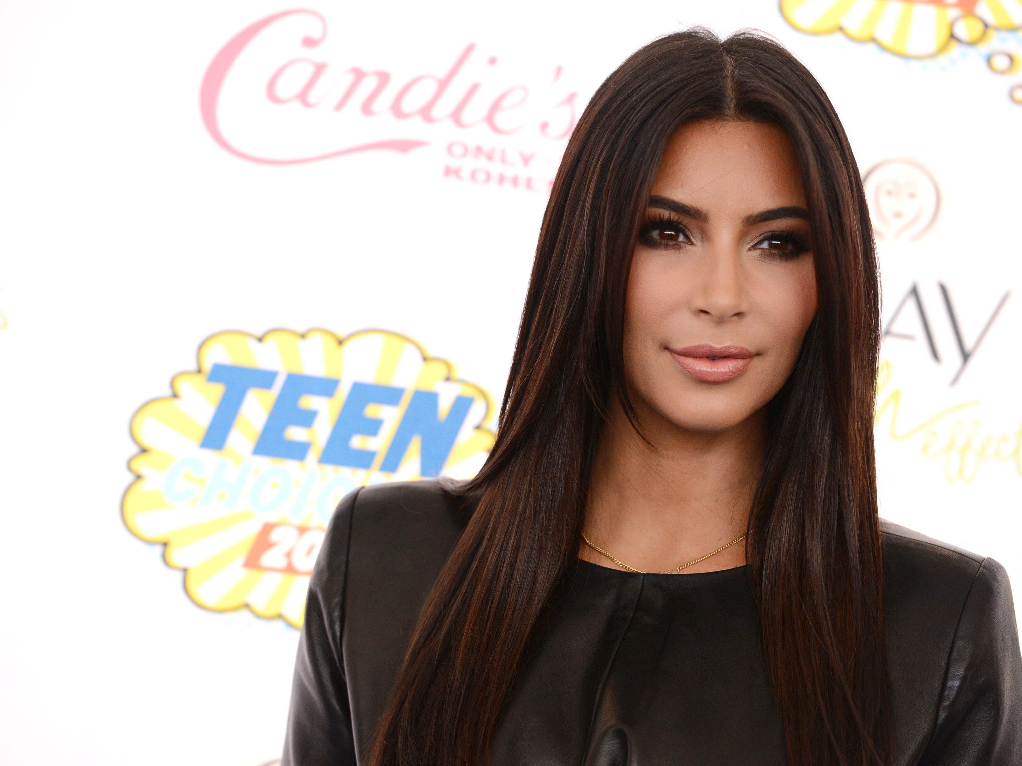 Auch Reality-Sternchen Kim Kardashian ist vom Hackerangriff betroffen.