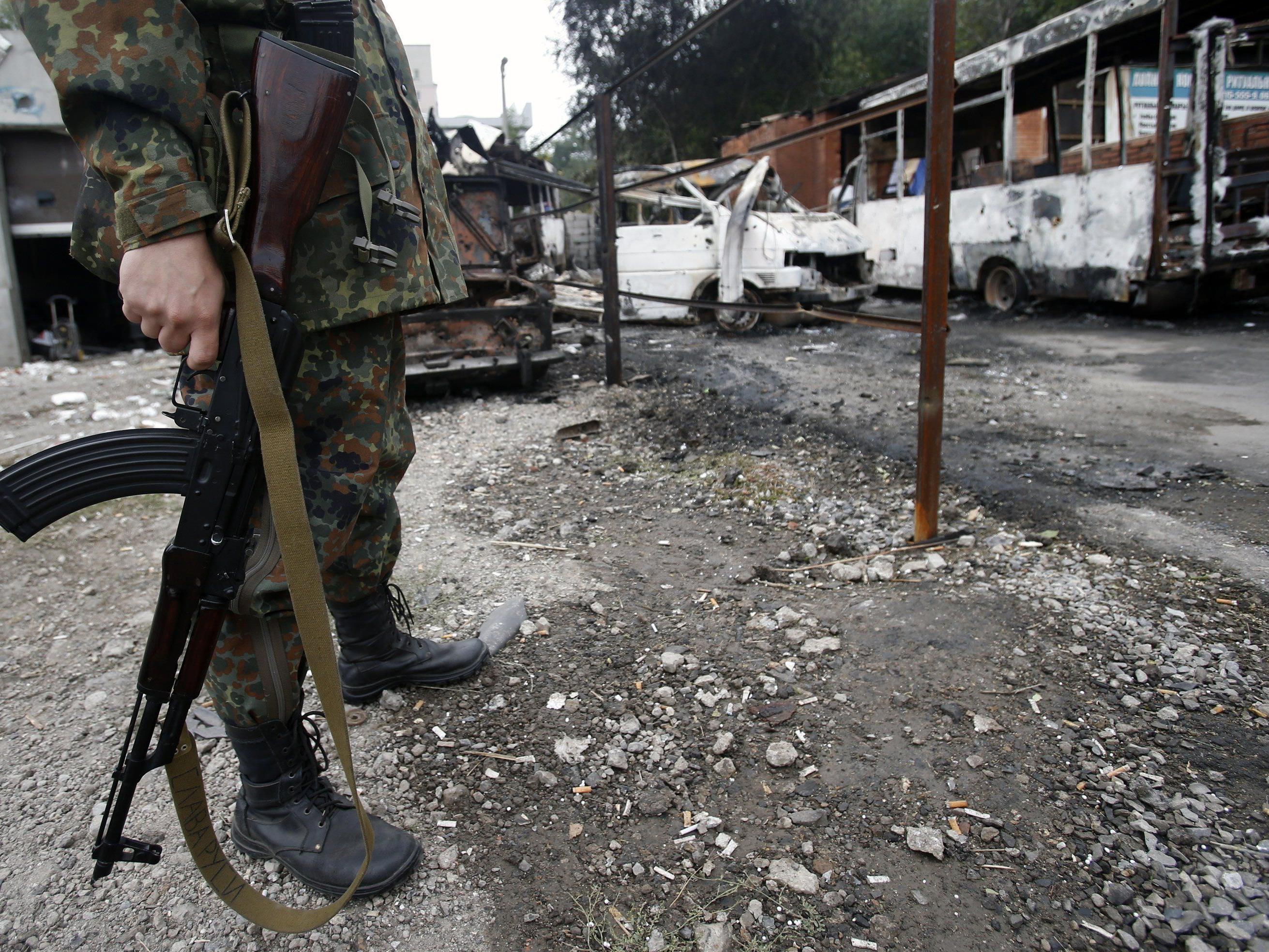 Amnestie für Separatisten vorgesehen - Gesetz auf drei Jahre befristet.