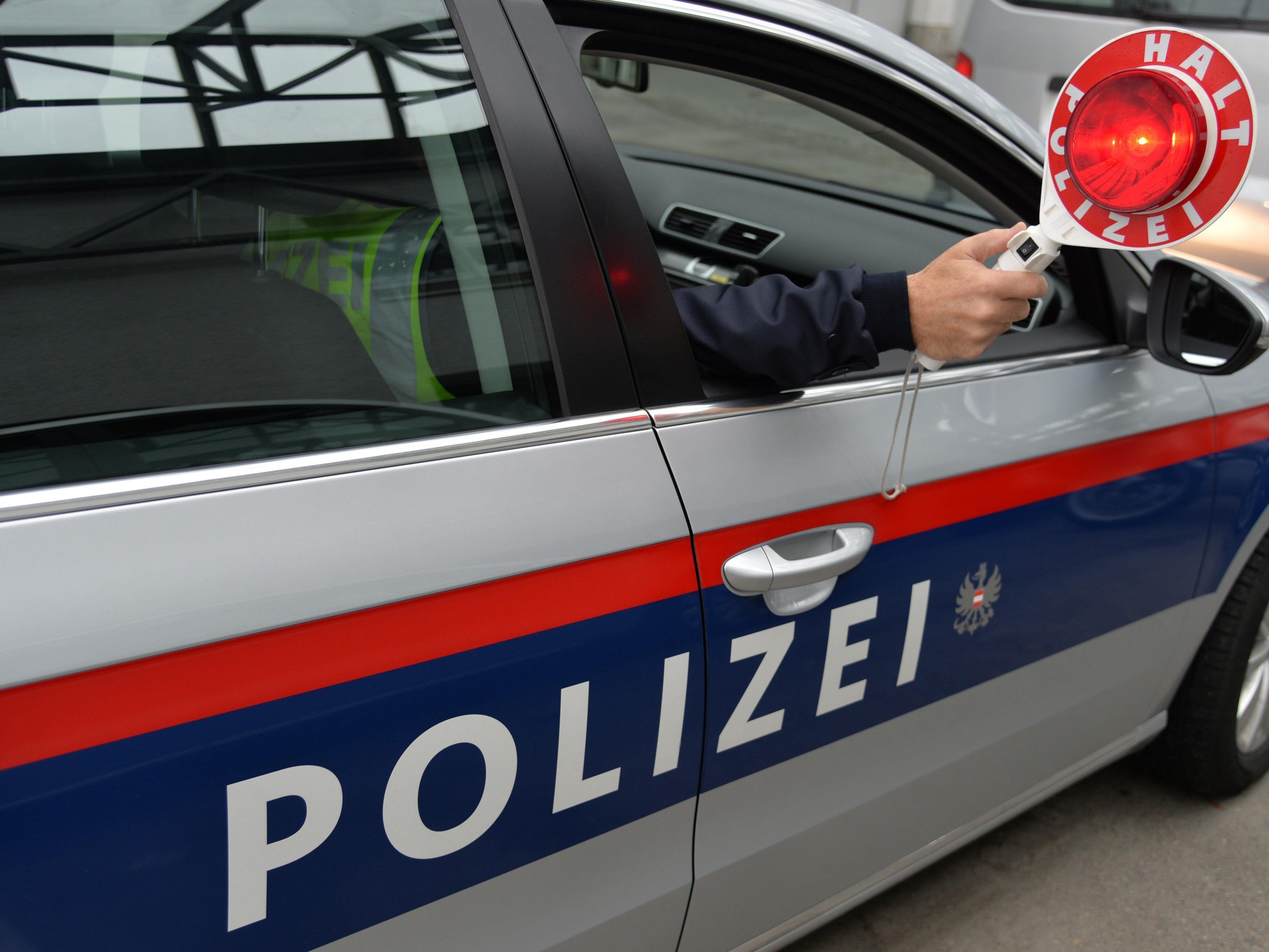 Eine Zivilstreife stoppt einen Führerscheinneuling mit 137 km/h.