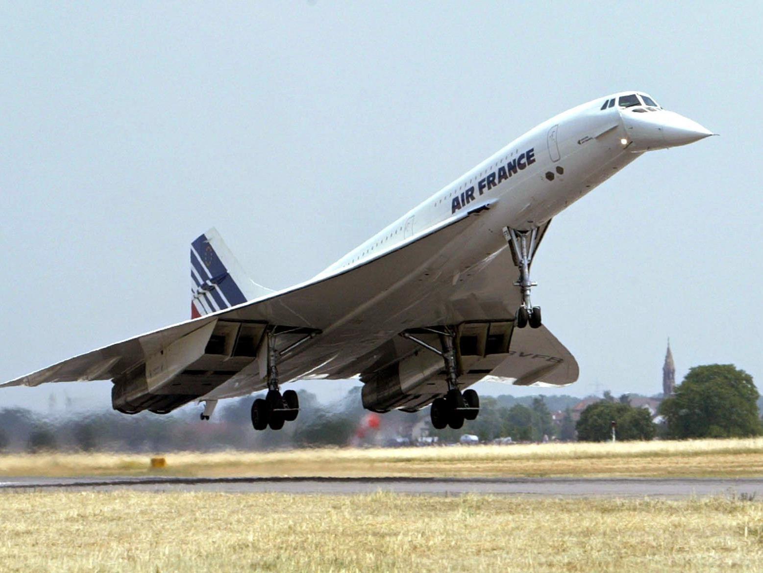 Im Juli 2000 stürzte eine Concorde der Air France ab