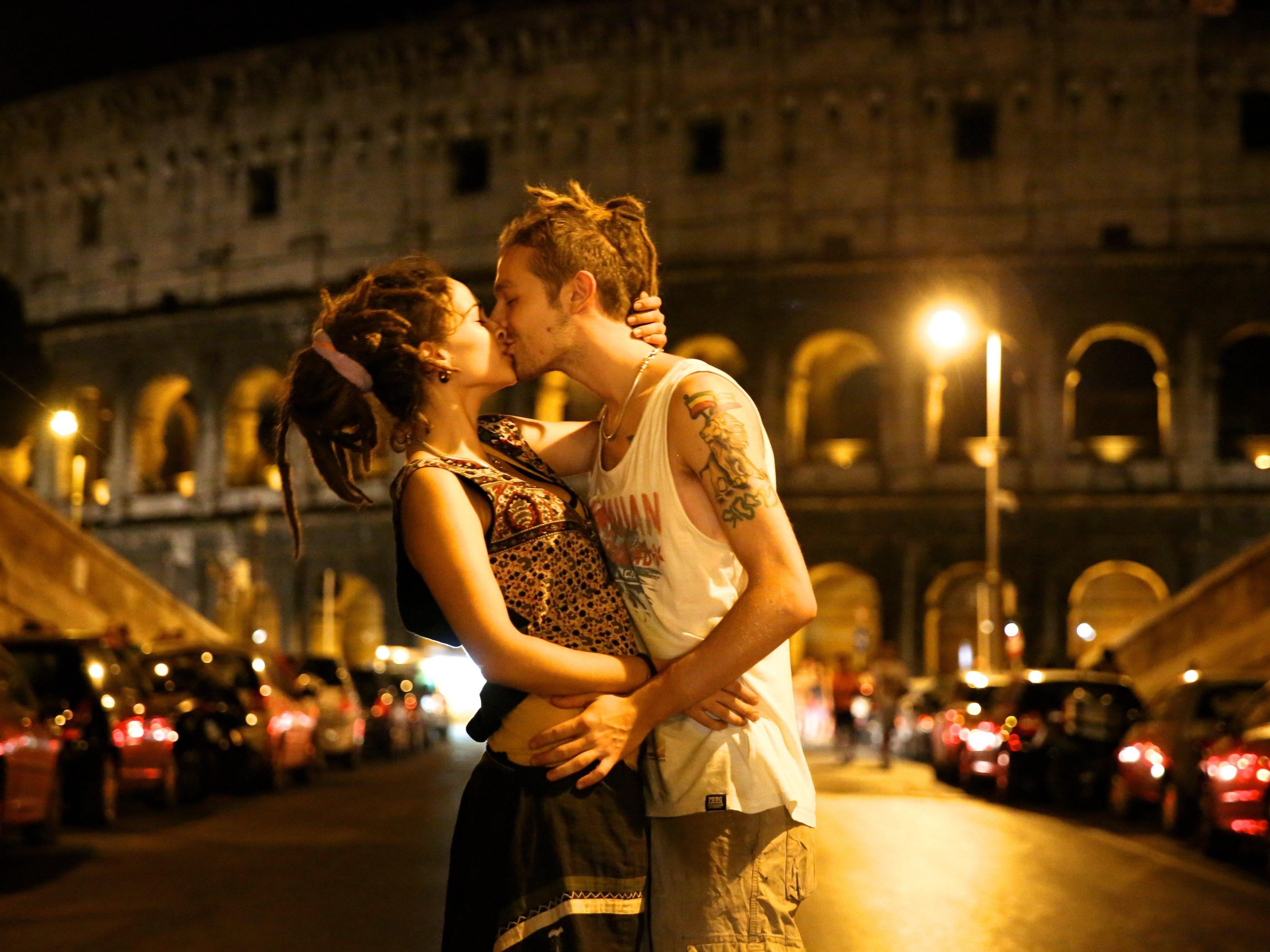 Liebe ist das schönste auf der Welt.