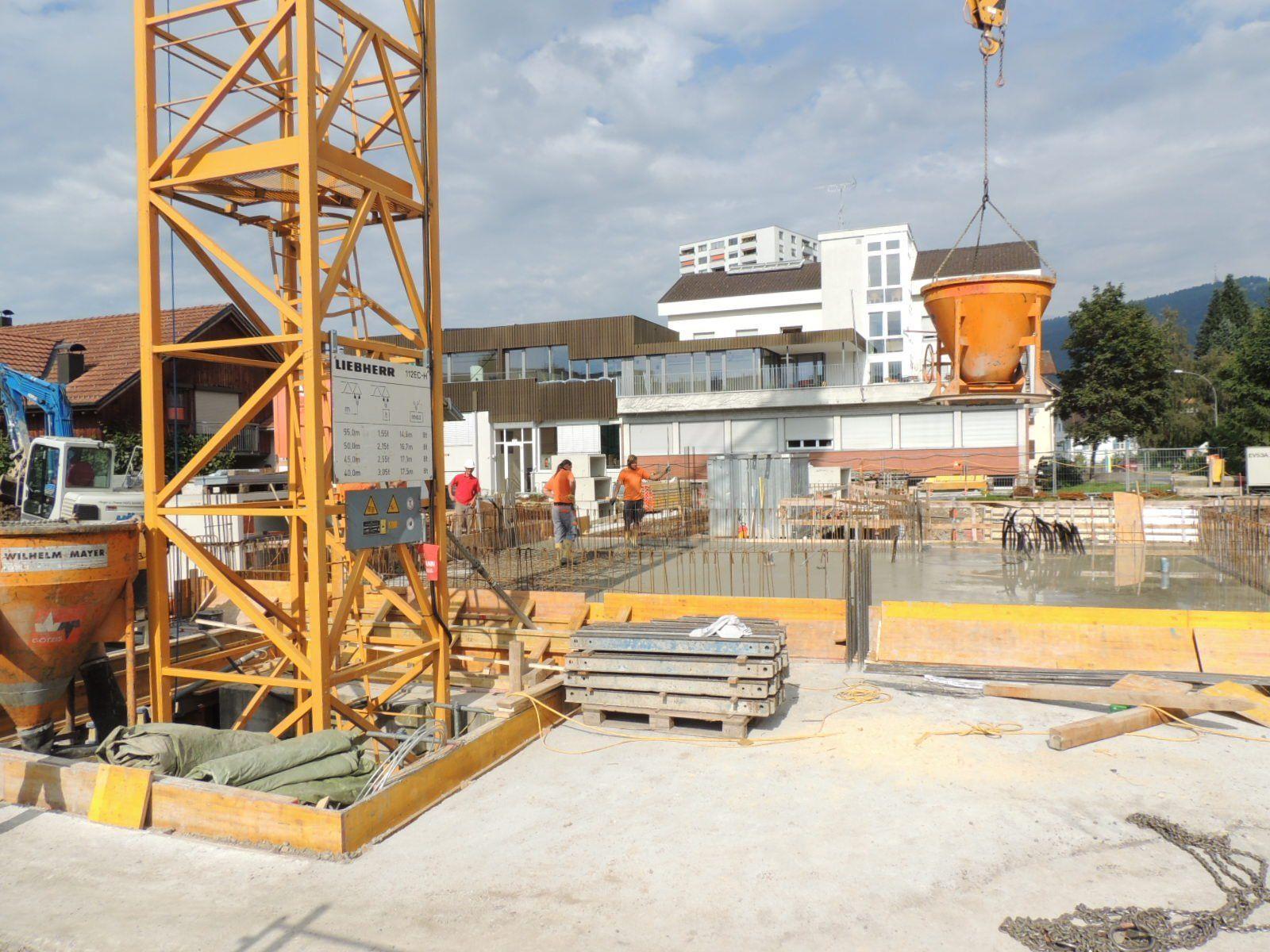 18 Wohneinheiten werden in der Heldendankstraße errichtet