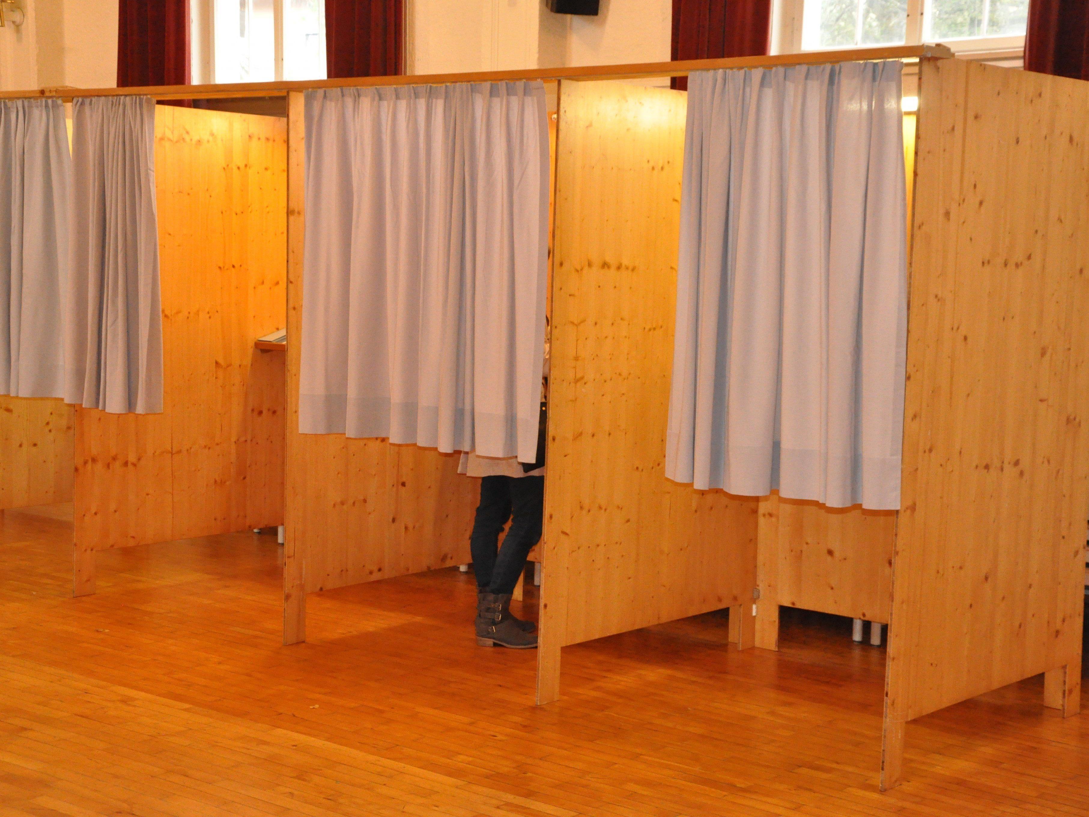 Neue Wahlzuckerl in Röthis