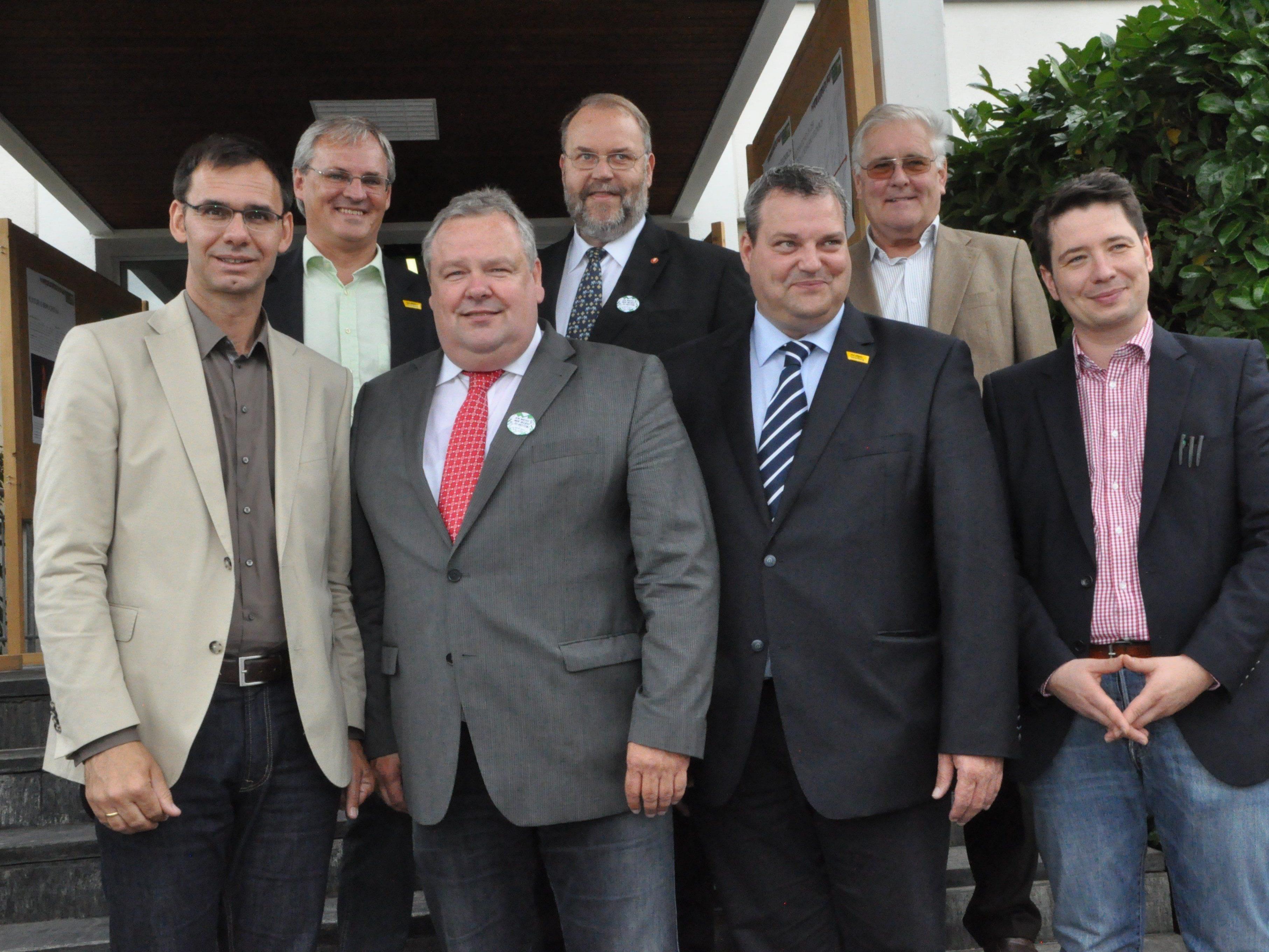 Landeshauptmann Markus Wallner war vom Regio Tag in Sulz ebenso begeistert wie die vieln Besucher