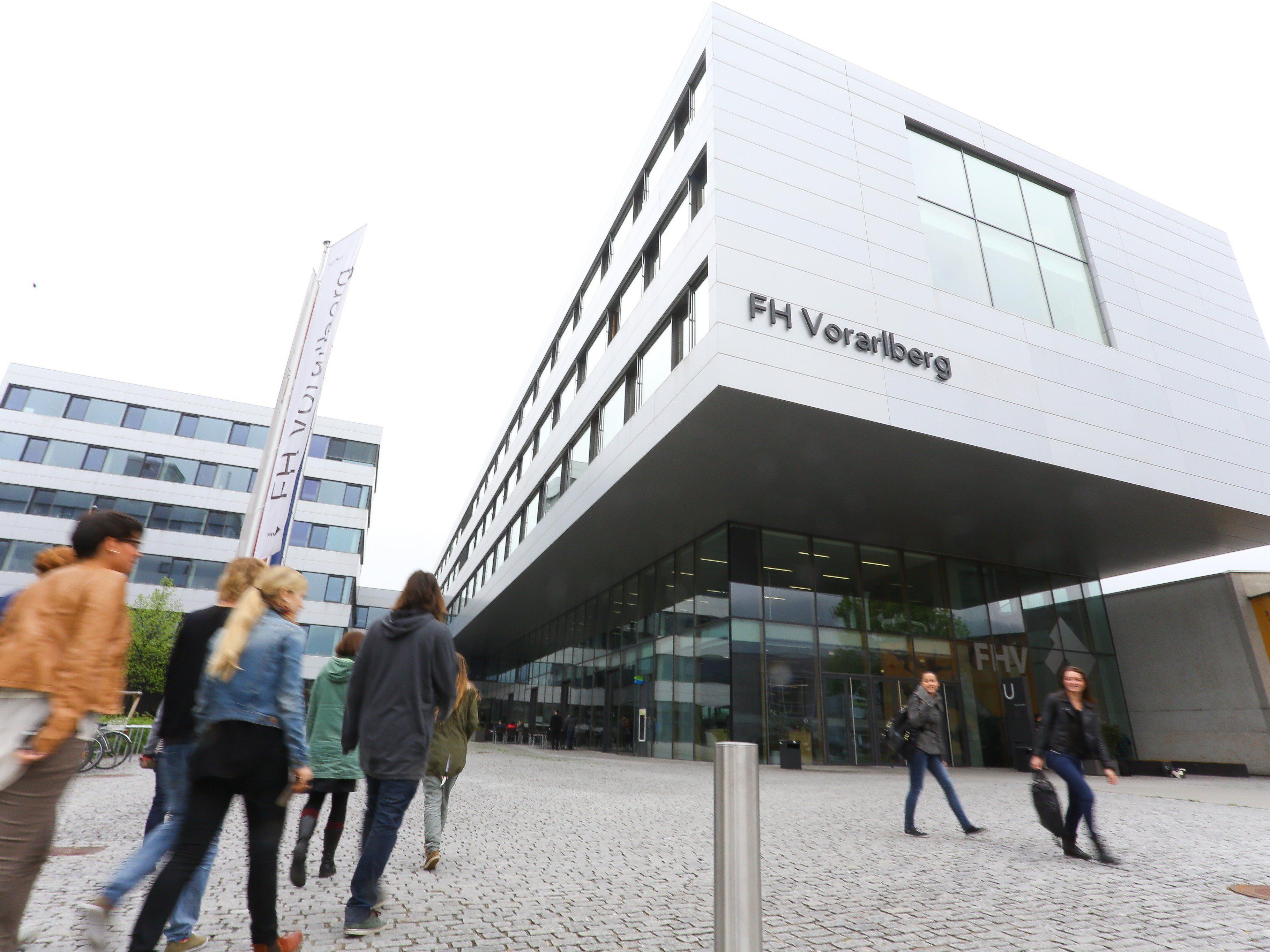 LH Wallner und LR Sonderegger: Wichtige Forschungseinrichtung und Kaderschmiede für Vorarlberg.