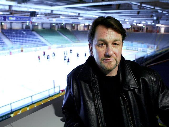 Heikki Mälkiä wird neuer EHC Lustenau Coach.