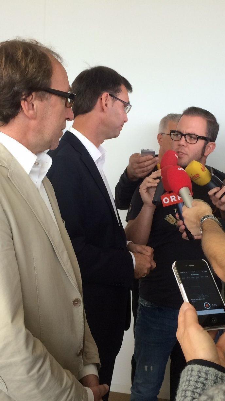 Keine Parallelverhandlungen mit FPÖ.