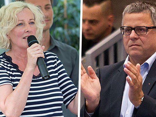 Schwere Vorwürfe von ÖVP-Klubobmann Frühstück in Richtung der Grünen.