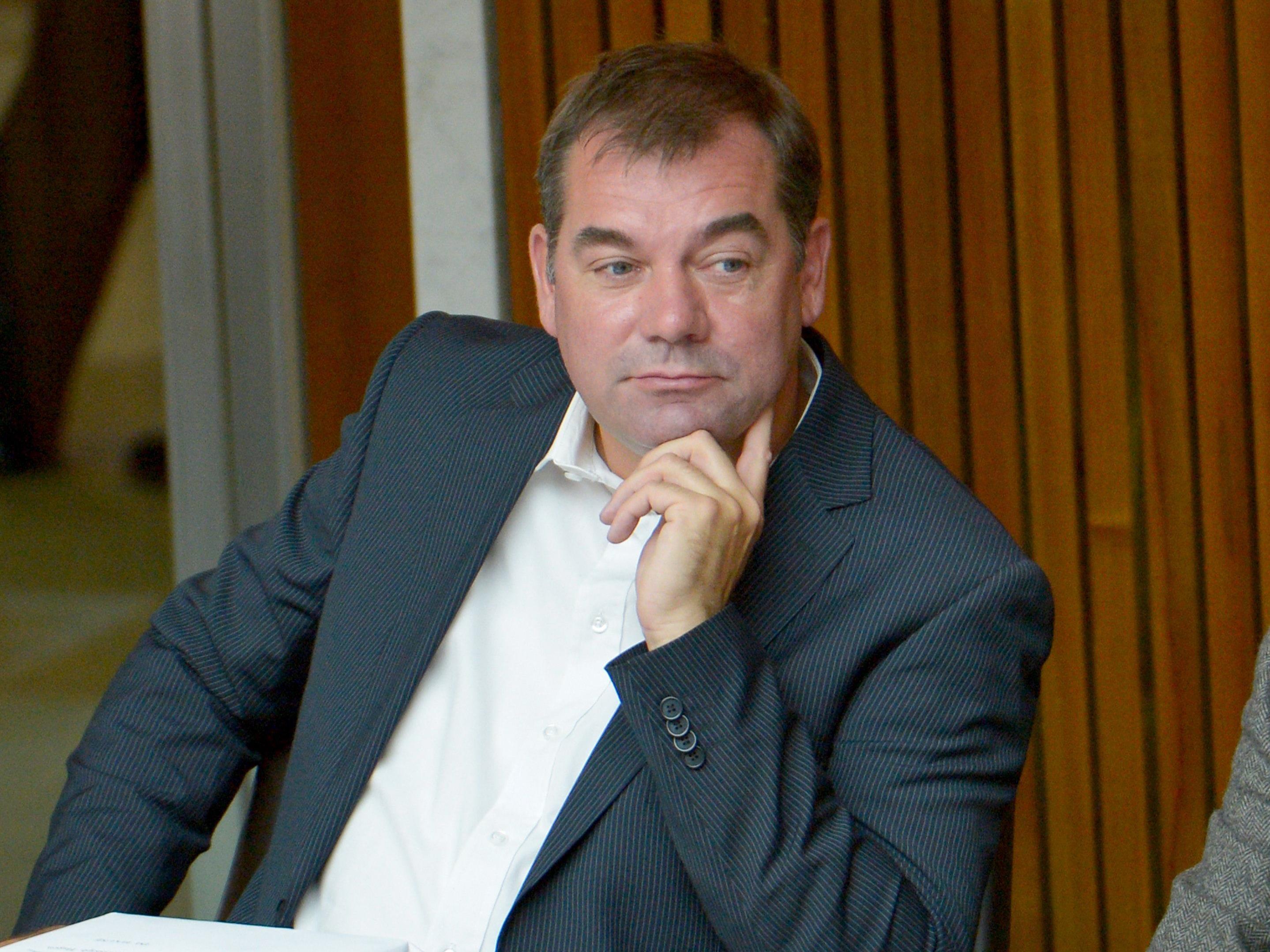 Christoph Hagen sieht sich mit zahlreichen Rücktrittsforderungen konfrontiert.