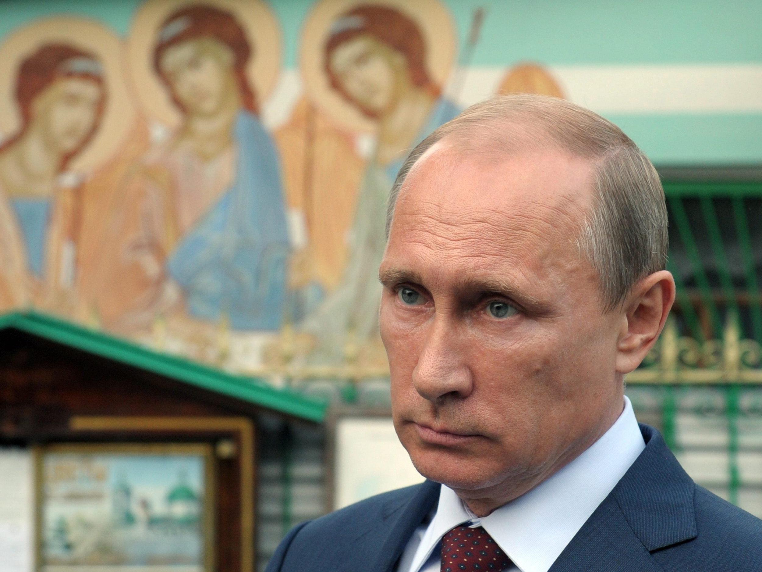 Sanktionen sollen auch russische Öl- und Energiekonzerne ins Visier nehmen.