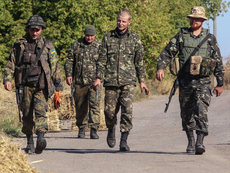 Ukrainer öffnen aus Angst vor Einberufungsbefehlen ihre Post nicht mehr.