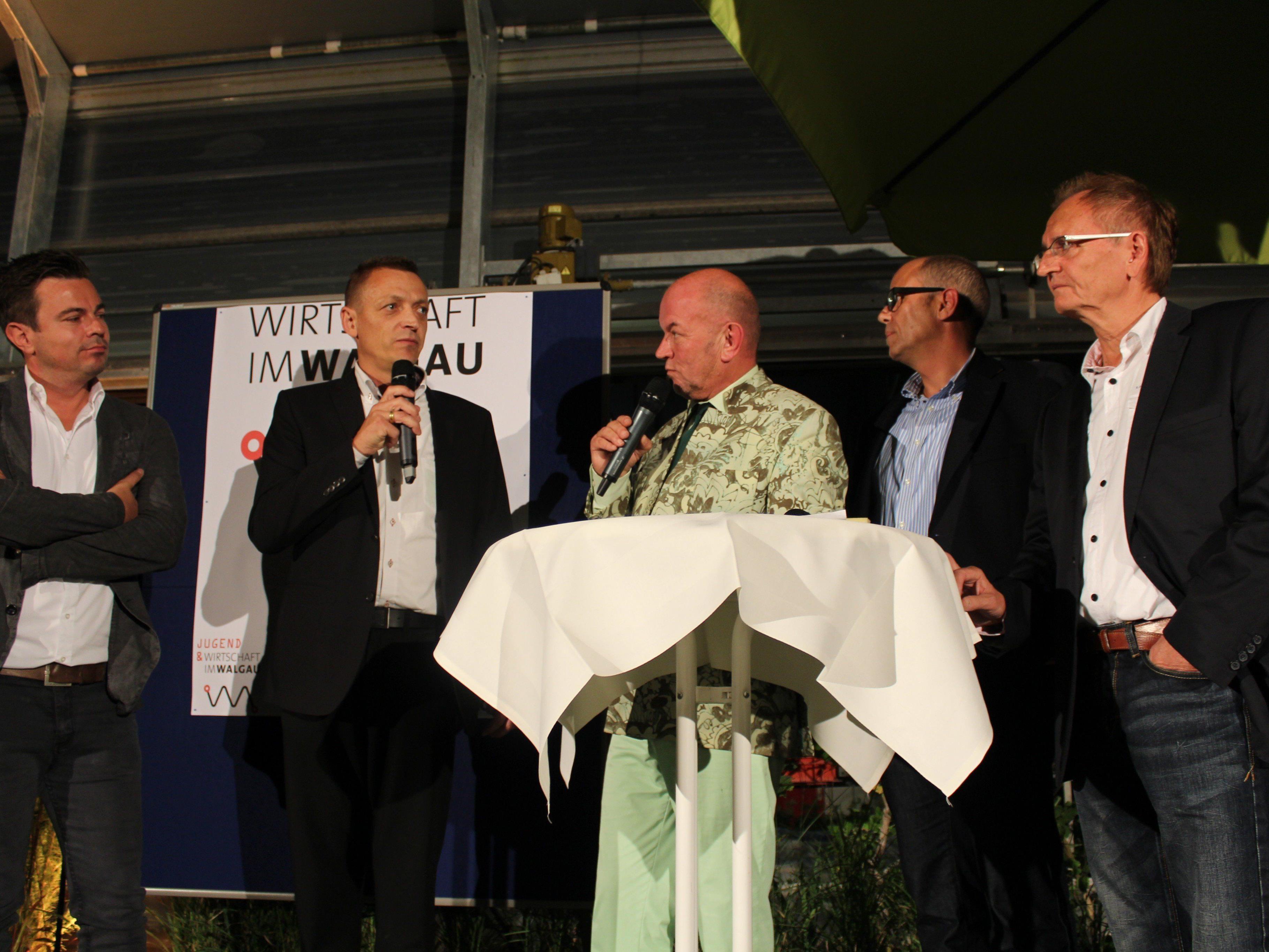 WIWA - Wirtschaft im Walgau bündelt gemeinsame Stärken