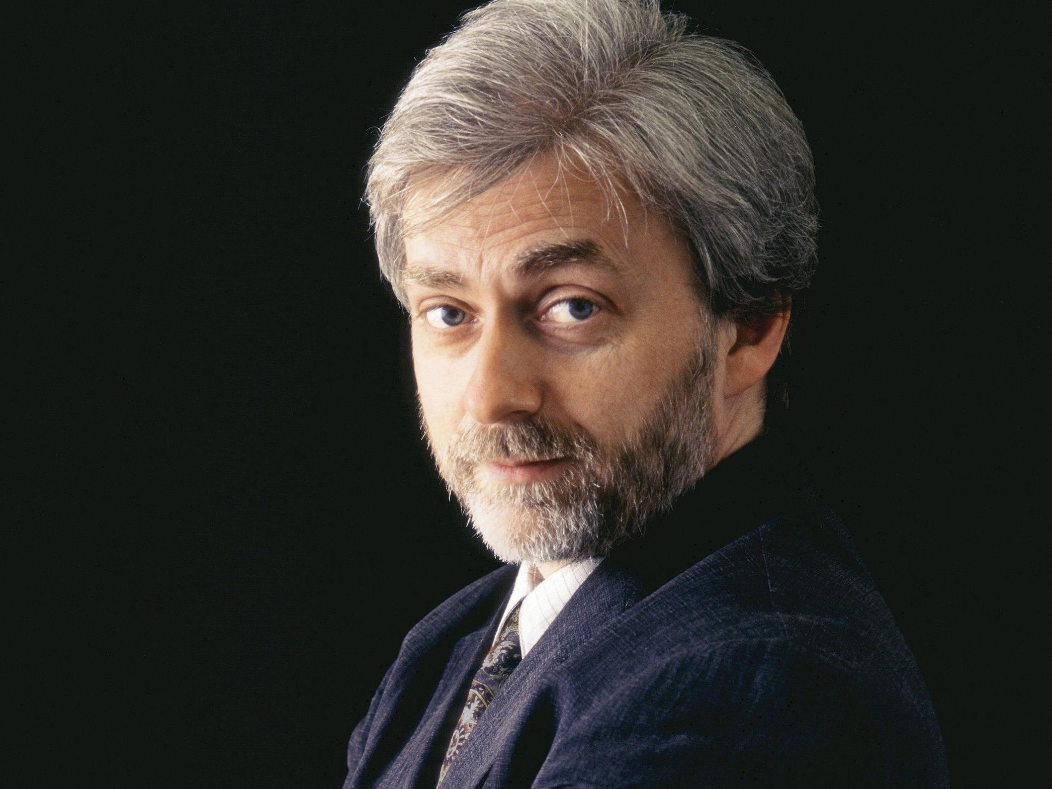 Der polnische Meisterpianist Krystian Zimerman.
