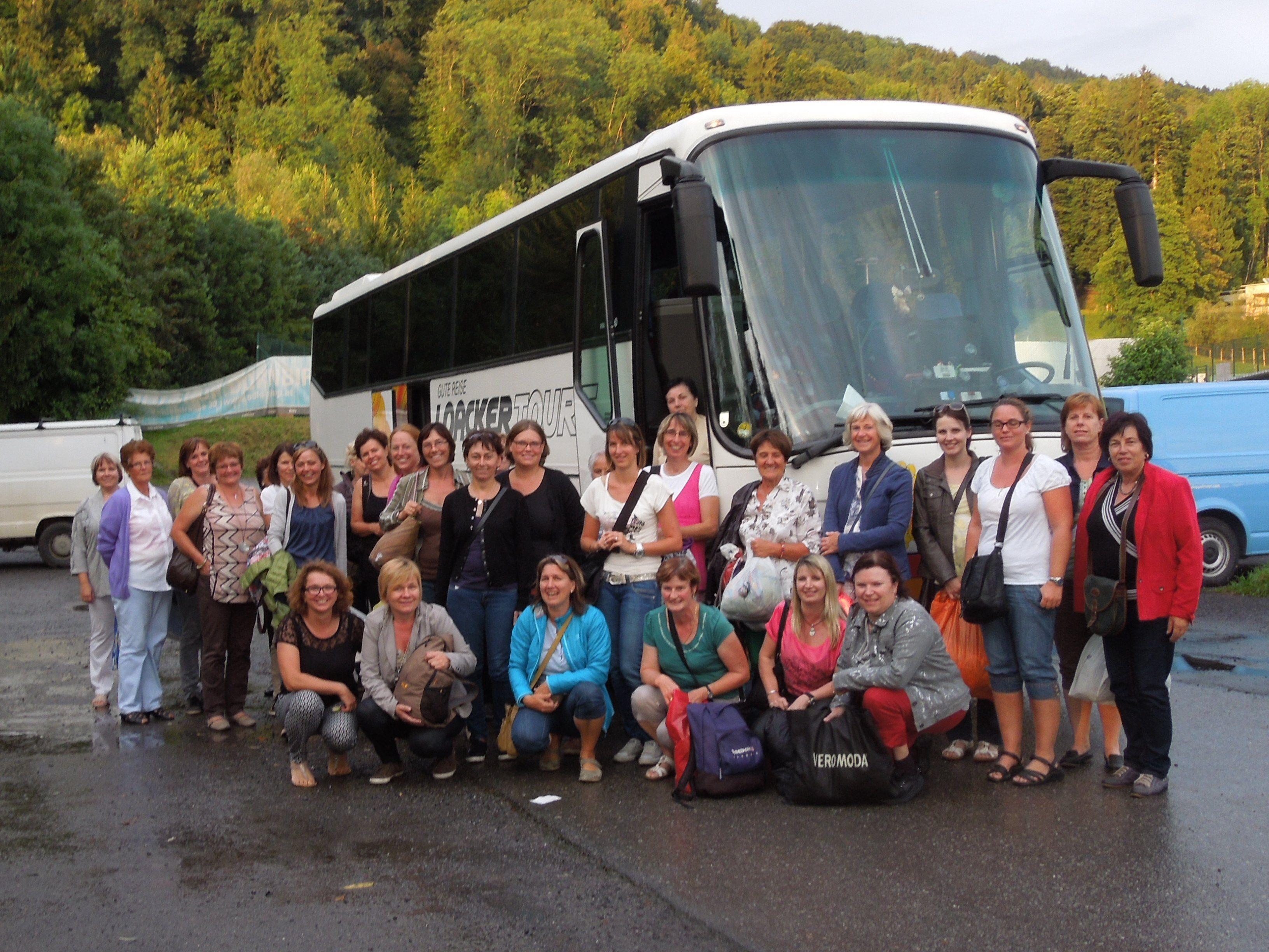 Bildsteiner Frauen in Luino