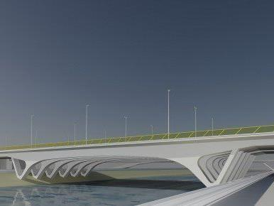 Die Sanierung der Praterbrücke wurde nun auf Frühjahr 2015 verschoben.
