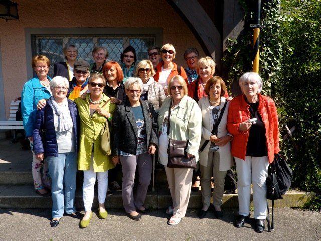 Ehemalige Klassentreffen trafen sich in Bregenz