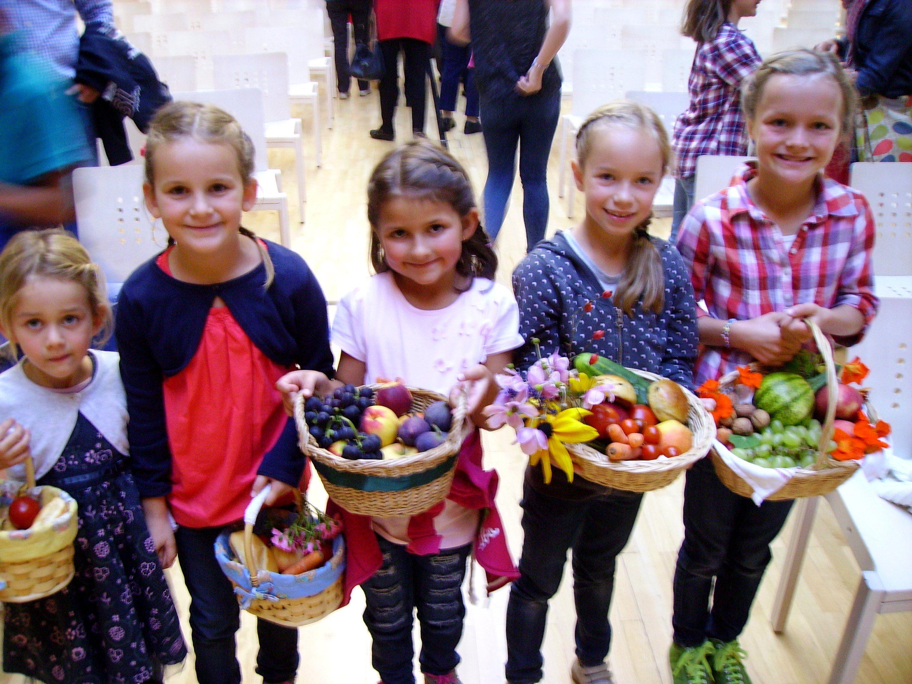 Auch die Jugend hatte ihren Spaß be Klauser Bauernmarkt.