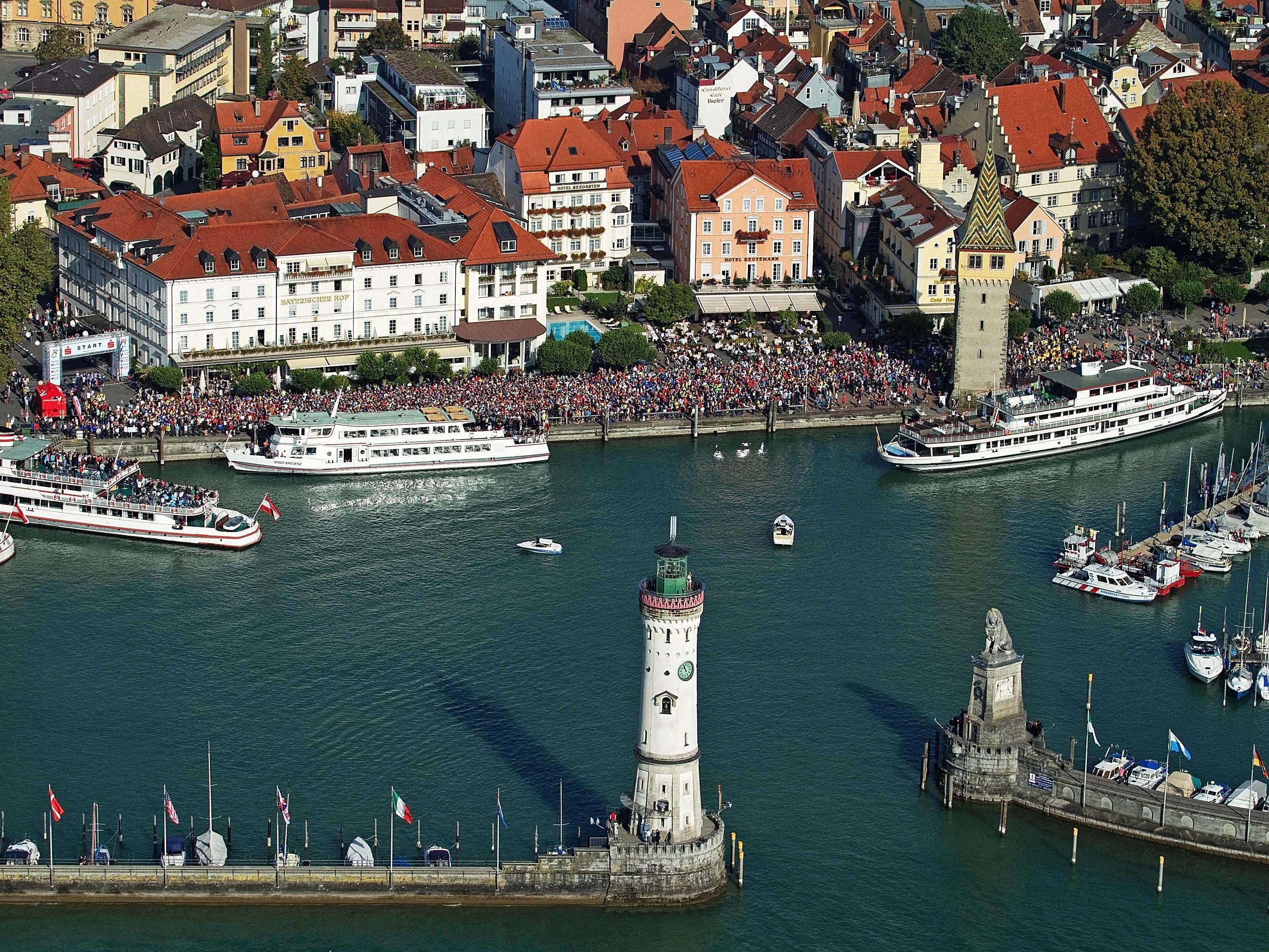 Anfang Oktober steigt wieder der große Sparkasse Marathon im Dreiländereck.
