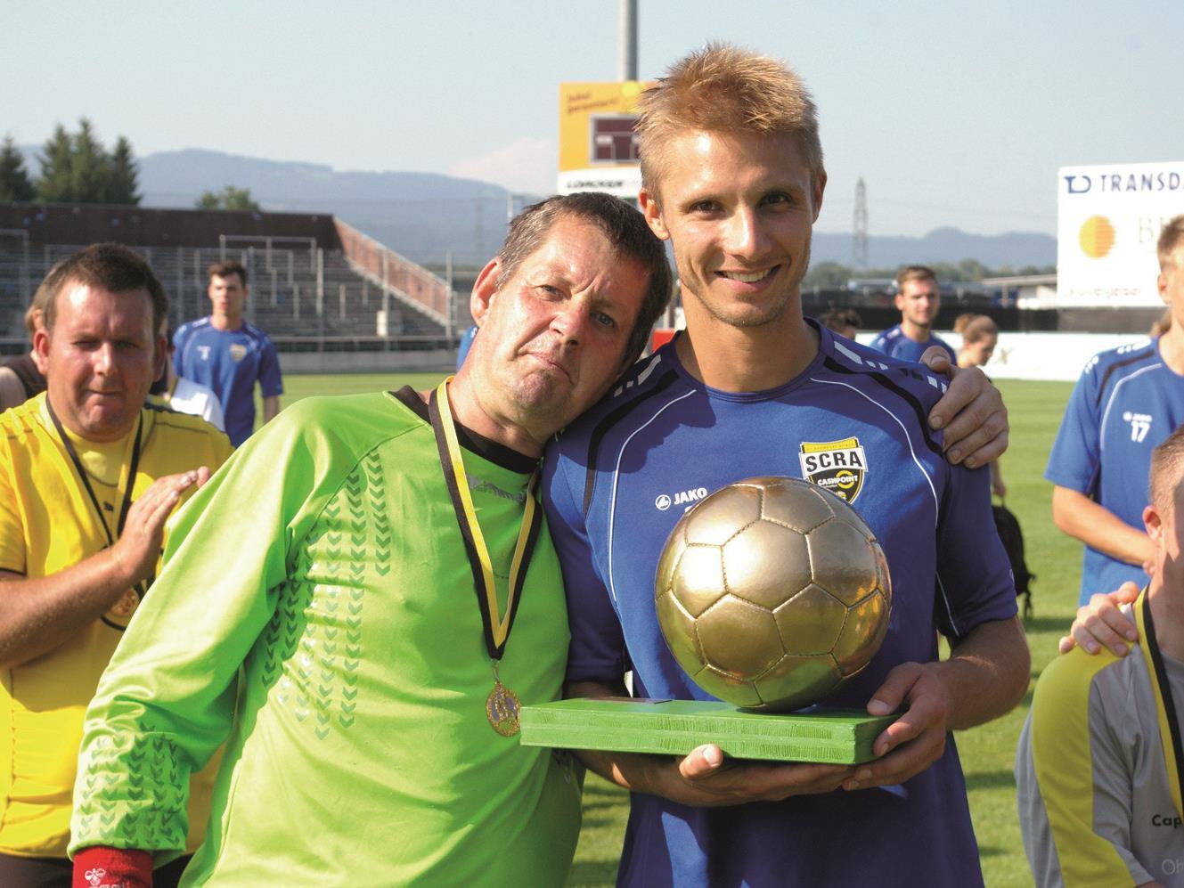Beim Unified-Turnier spielen Menschen mit und ohne Behinderungen gemeinsam Fußball.