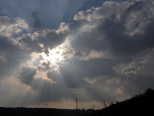 Die Sonne wird sich kommende Woche öfter durchsetzen