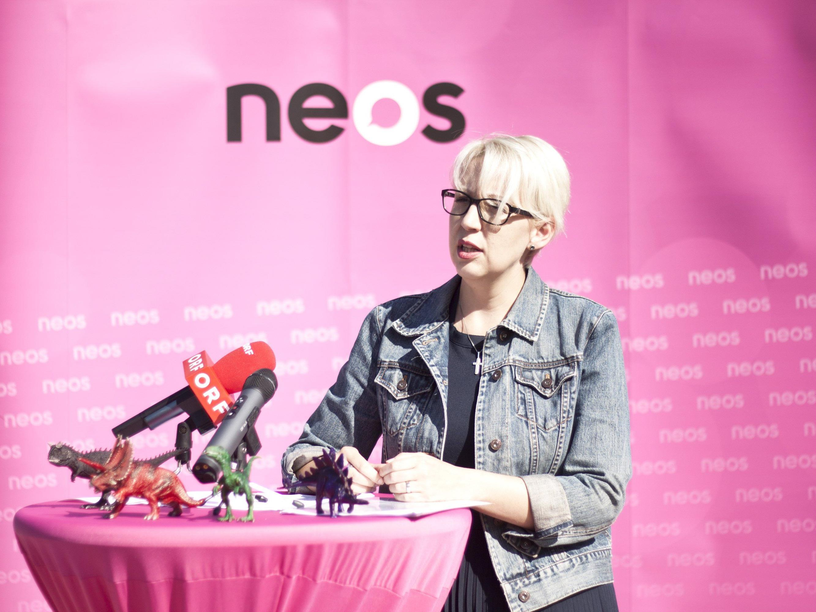 Spitzenkandidatin Scheffknecht fordert Reduzierung der Landesräte und Halbierung der Parteienförderung.