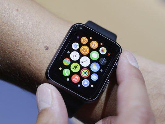 Die neue Apple Watch