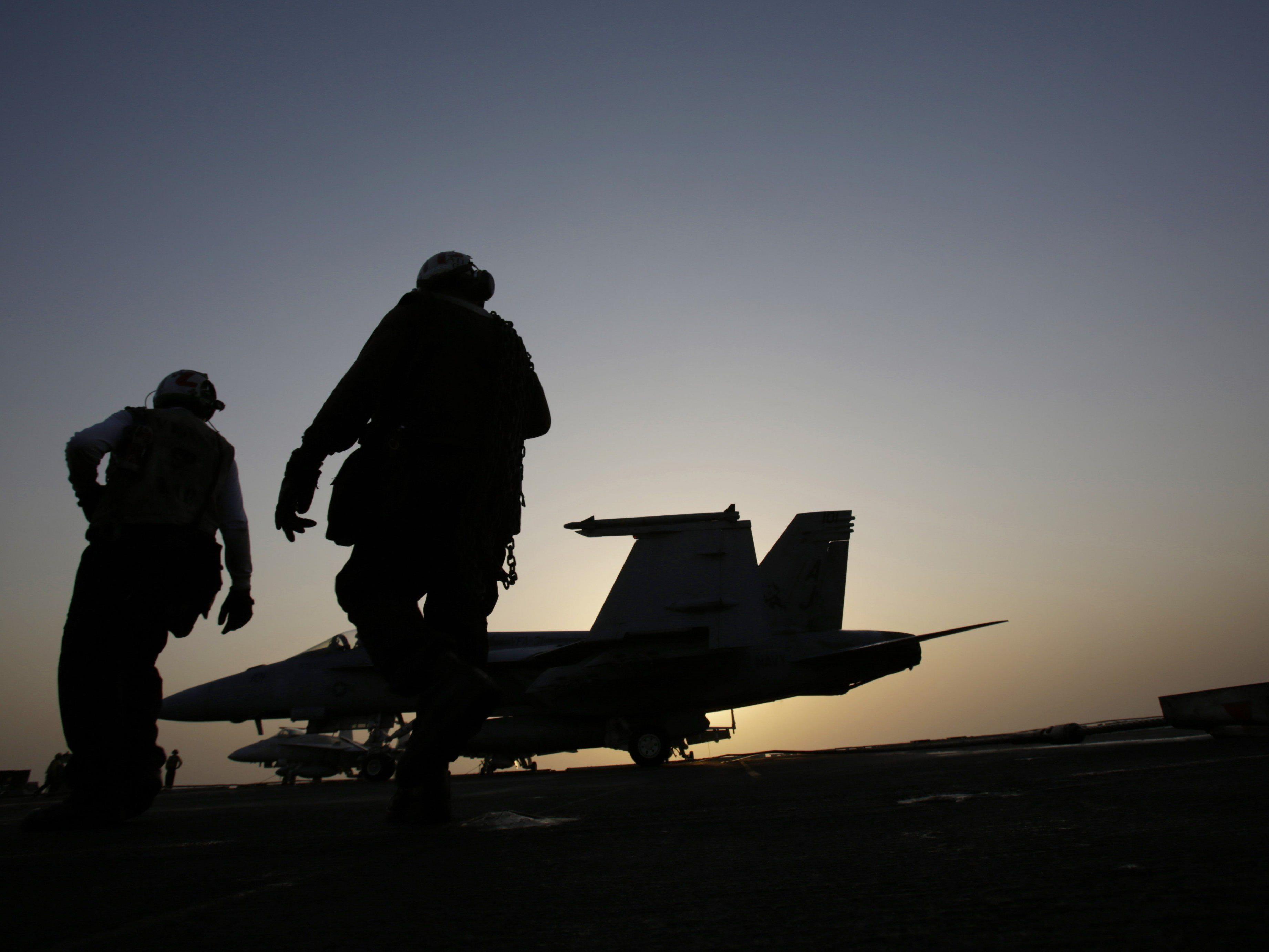 US-Angriffe in Syrien sollen sich am Dienstag mehrheitlich gegen Chorasan-Stellungen gerichtet haben.