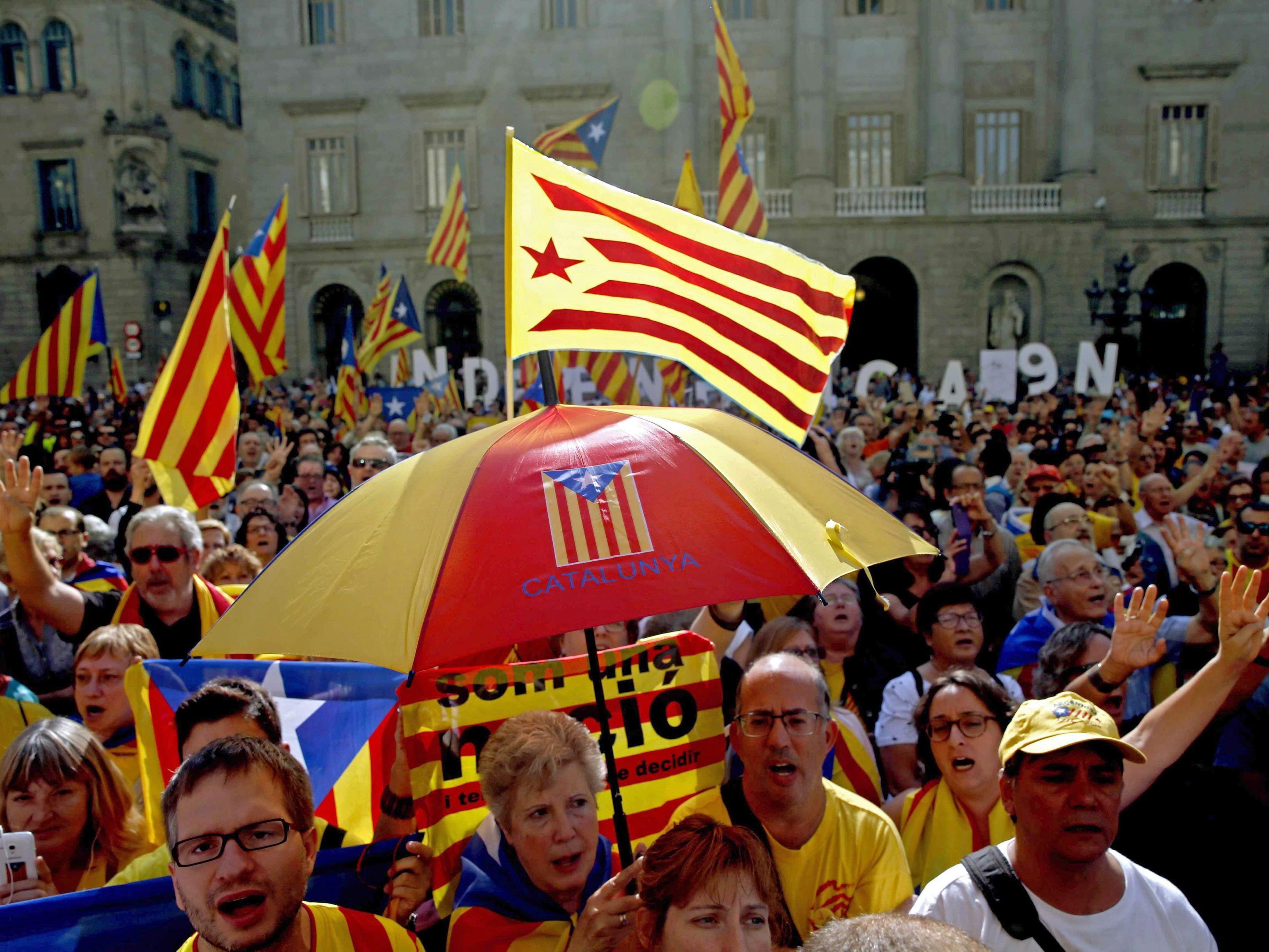 Unabhängigkeit: Katalonien darf nicht abstimmen.