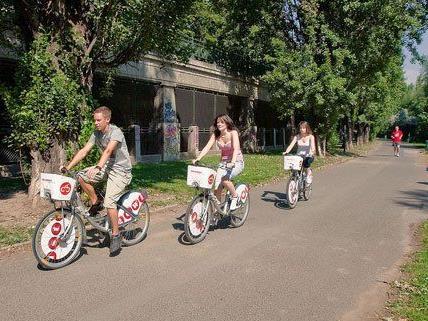 500.000 Personen nutzen das Citybike-Angebot in Wien.