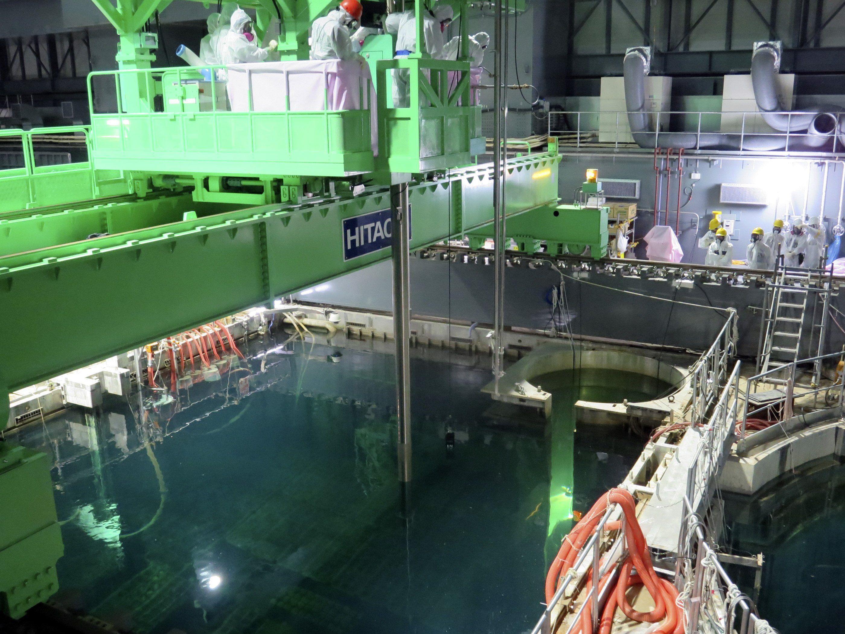 Erstmals seit Fukishima-Katastrophe: Grünes Licht für britisches Projekt in Hinkley.