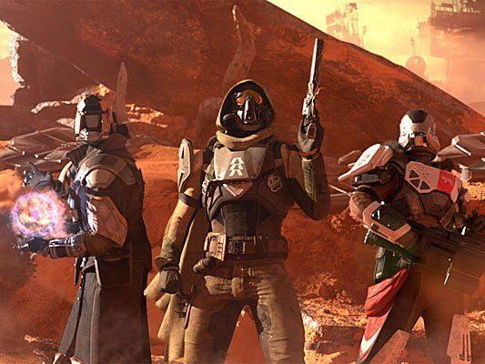 "Ländle Gamer testet den neuen Blockbuster ""Destiny""."