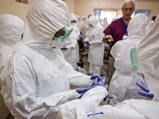 Ebola laut UNO Gefahr für Weltfrieden